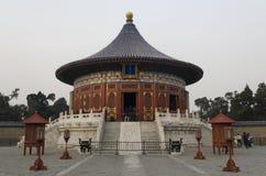 Die eligious Gebäude Peking China Tempels Himmelstempels Tiantan Daoist Lizenzfreie Stockfotos