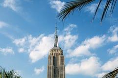 Die Empire State Building, New York City Stockbild