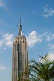 Die Empire State Building, New York City Stockfotografie