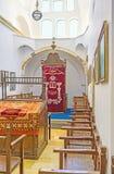 Die Emtsai-Synagoge Lizenzfreie Stockfotos