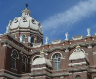 Die Engel von St Mary Stockbilder