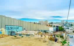 Die enorme Wand Lizenzfreies Stockfoto