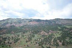 Die entfernten Berge Lizenzfreie Stockfotografie