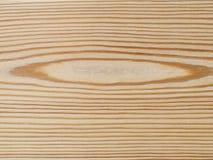 Die entsprechende Seite des Brettes ist beige Farbe mit horizontalen braunen Streifen Natürliche Zeichnung eines Schnittes eines  Stockfoto