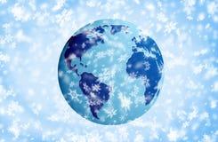 Die Erde Stockfotografie
