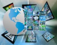 Die Erde Lizenzfreie Stockfotografie