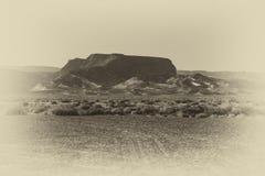 Die Erde war formlos und leer stockfotografie