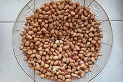 Die Erdnüsse lizenzfreie stockfotografie