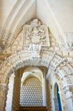 Die erhabene Kunst des Steins von Lecce Stockfotografie