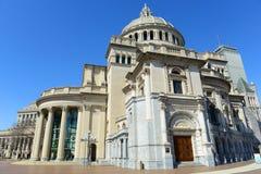 Die erste Kirche von Christus-Wissenschaftler, Boston, USA Lizenzfreie Stockbilder
