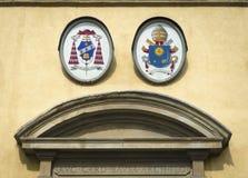 Die Erzdiözese von Florenz Stockbild