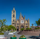 Die Expiatorio-Kirche - Guadalajara, Jalisco, Mexiko Stockbild
