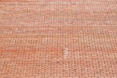 Die Farbbeschaffenheit der alten Backsteinmauer, Weinlese, Oberfläche, abstrakter Hintergrund Lizenzfreie Stockfotografie