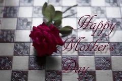 Die Farbe 'der Liebe der Mütter Lizenzfreie Stockfotos