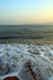 Die Farbe des Meeres Stockfoto