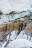 Die Farbe gewinnt interpretierenden Park Colorado Springs Calhan lizenzfreies stockfoto