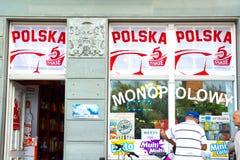 Die Farben von Euro 2012. Stockfotografie