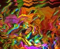 Die Farben von Paradies 17 vektor abbildung