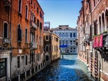 Die Farben von Venedig stockfotos