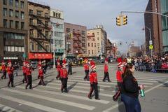 Die Feier 2014 Chinesischen Neujahrsfests in NYC 5 Lizenzfreies Stockbild