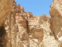 Die Felsen Stockbild