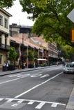 Die Felsen, Sydney Lizenzfreies Stockbild