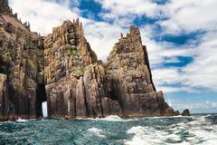 Die Felsen-Zitadellen Stockfotos
