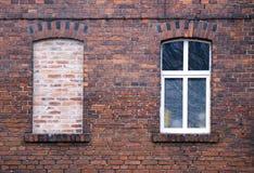 Die Fenster Lizenzfreie Stockfotografie