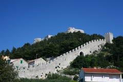 Die Festung lizenzfreies stockfoto