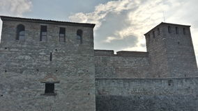 Die Festung Baba Vida in Vidin, Bulgarien Lizenzfreie Stockbilder