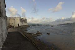 Die Festung der drei weisen Männer stockfoto