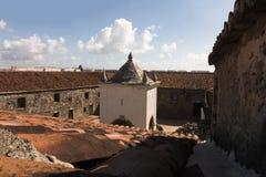 Die Festung der drei weisen Männer lizenzfreie stockbilder