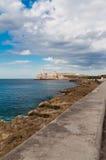Die Festung von EL Morro in Havana Stockbild