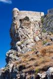 Die Festung von Fortezza lizenzfreies stockfoto