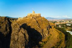 Die Festung von Rabat in Akhaltsikhe in Georgia Stockfoto