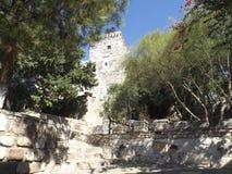 Die Festung von St. Peter Bodrum Turkey Stockfotografie