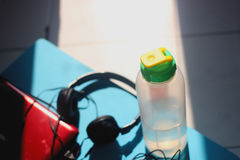 Die Flasche Lizenzfreies Stockfoto