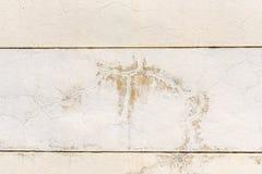 Die Flecke werden, Schmutz auf Beton befleckt lizenzfreie stockfotografie