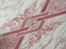 Die Fliesen sind rosa Stein stockbilder