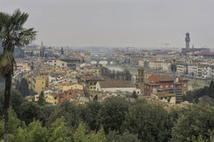 Firenze - Italien Stockfotografie