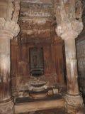 Die Freskos sind innerhalb der Tempel der Westgruppe einschließlich Visvanatha-Khajuraho, Madhya Pradesh, Indien, UNESCO erotisch lizenzfreie stockfotos