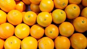 die frische rohe Orange Lizenzfreies Stockbild