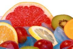 Die Fruchtmischung Stockfotos