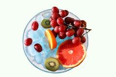Die Fruchtmischung Stockfoto