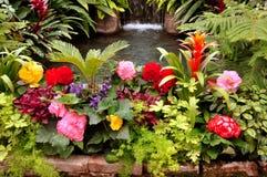 Die Gärten Lizenzfreie Stockfotos