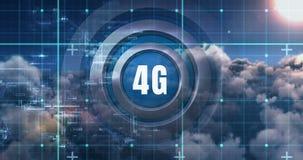 Die 4G Revolution 4k stock footage