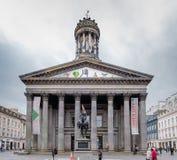 Die Galerie der moderner Kunst im königlichen Austausch-Quadrat Glasgow City stockfoto