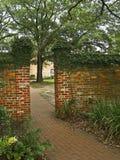 Die Garten-Wand Stockbilder