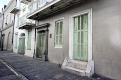 Die Gasse des Piraten, New Orleans Stockbilder