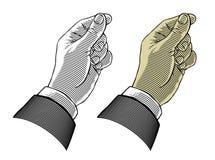 Die gebende Hand oder nehmen etwas Stockfotos